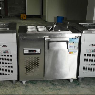 중고 업소용 반찬 냉장고 900